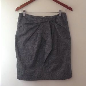 Banana Republic size 6 wool blend pencil skirt
